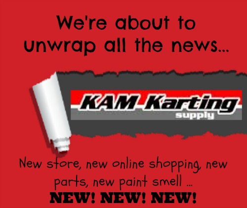 Have you seen KAM Karting Supply Lately?